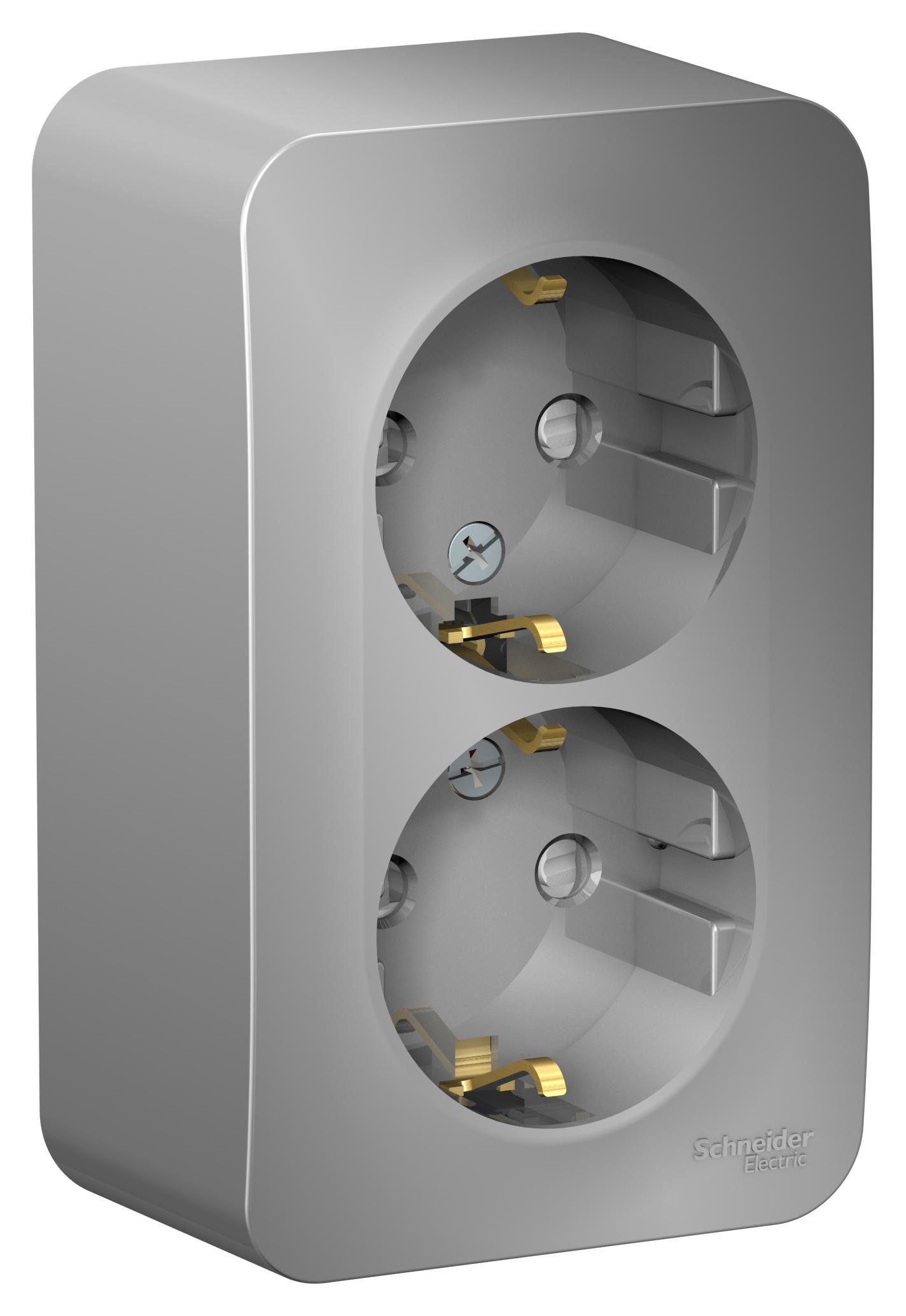 Купить Розетка Schneider electric Blnra011203 blanca