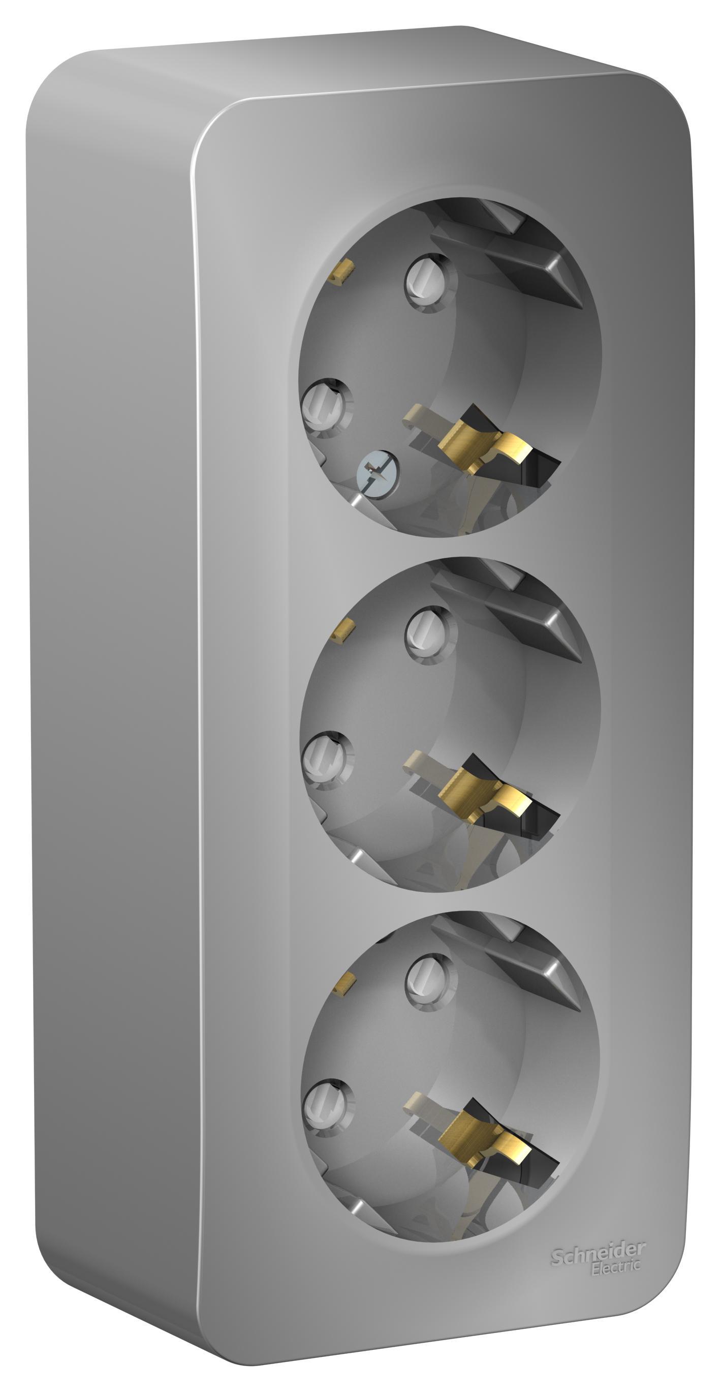 Розетка Schneider electric Blnra011313 blanca цена в Москве и Питере
