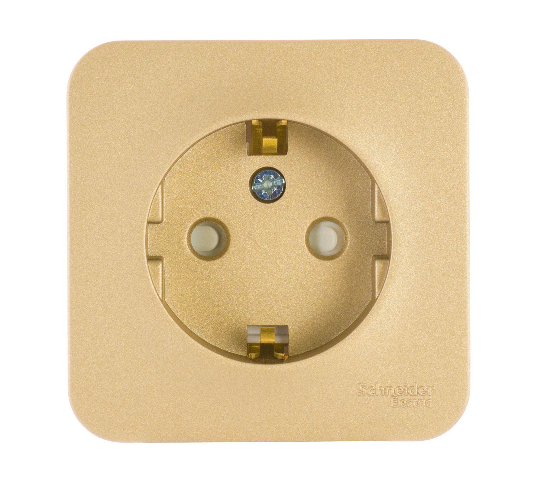 Купить Розетка Schneider electric Blnra011114 blanca