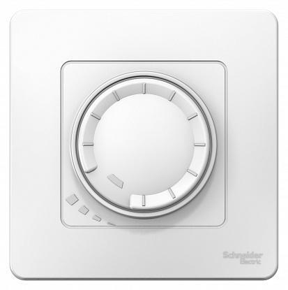 Диммер Schneider electric Blnss040011 blanca панель лицевая schneider electric actassi 1 модуль белый 24 шт vdi88240