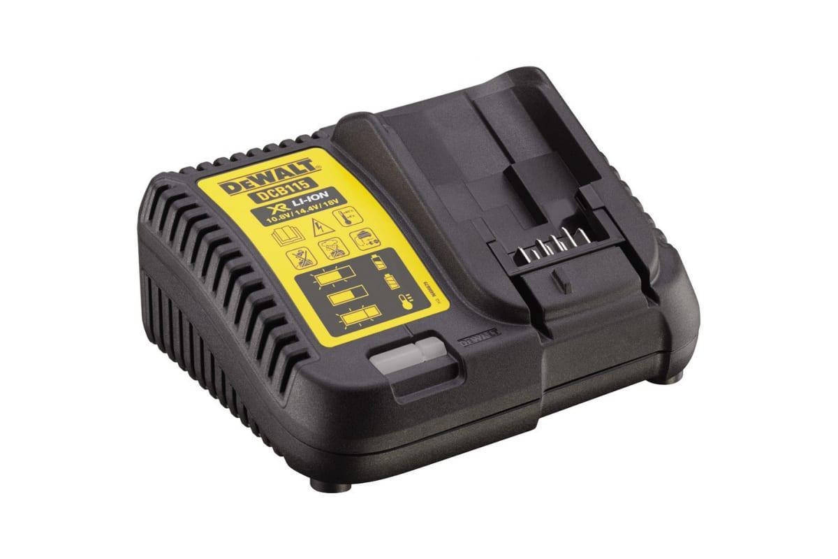 Зарядное устройство Dewalt Dcb115-qw зарядное