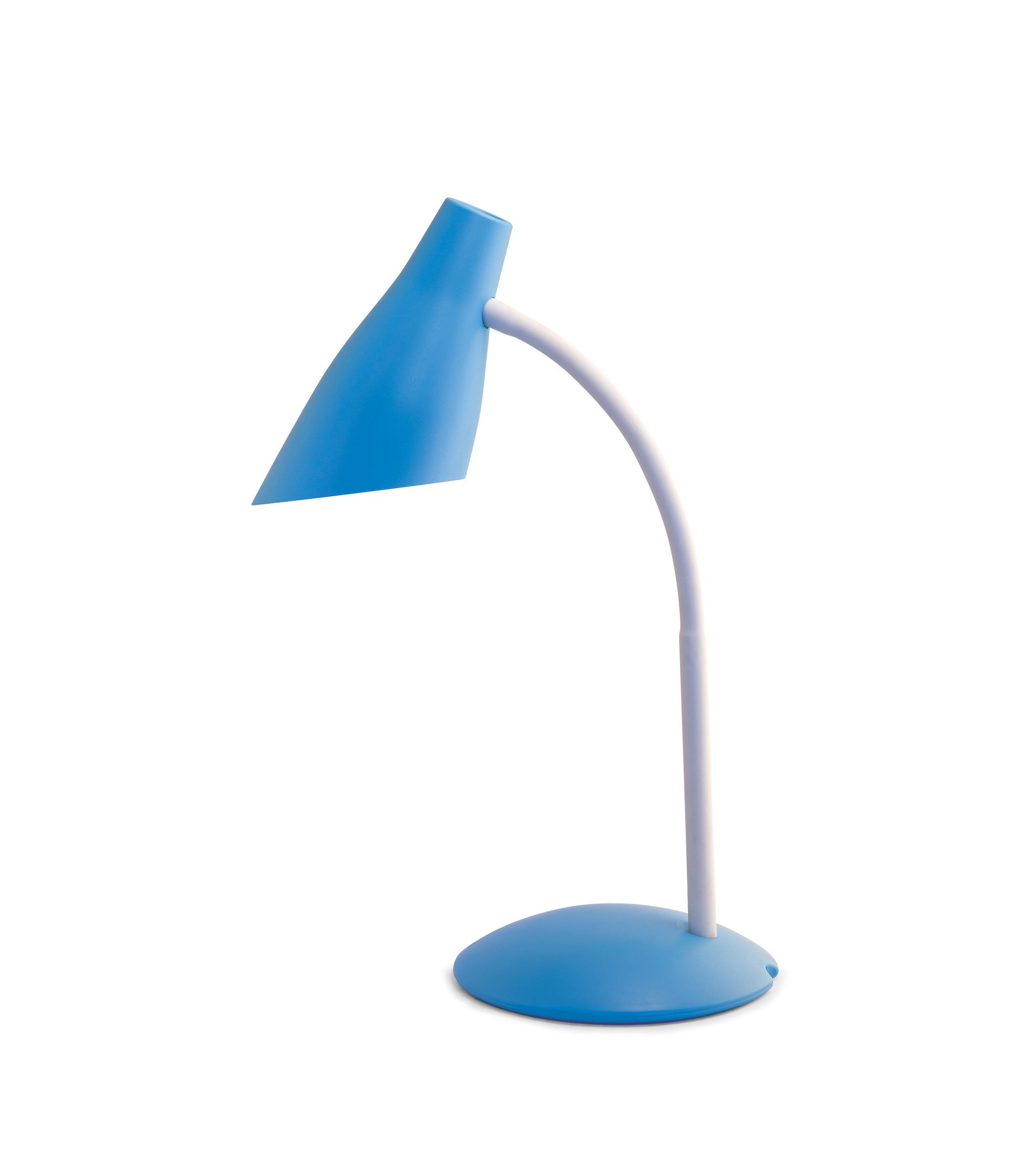 Лампа настольная ШКОЛЬНИК S-230 голубая лампа настольная школьник s 230 розовая
