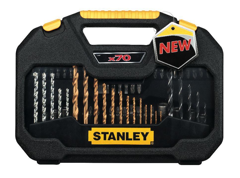 Набор бит и сверл Stanley Sta7184-xj