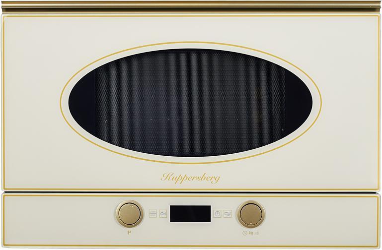 Встраиваемая микроволновая печь Kuppersberg Rmw 393 С bronze