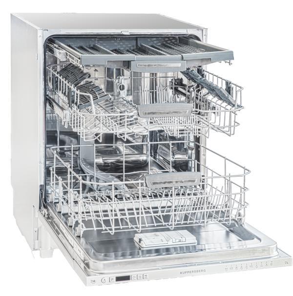 Посудомоечная машина Kuppersberg Gl 6088 встраиваемая посудомоечная машина полностью встраиваемая kuppersberg gl 6033