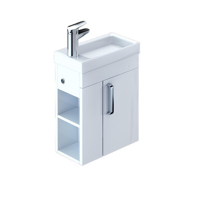 Тумба для ванной комнаты с раковиной Iddis Tor40w1i95+0014000u28