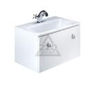 Тумба для ванной комнаты с раковиной IDDIS RIS70W0i95+0027000i28