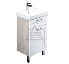Тумба для ванной комнаты с раковиной IDDIS SEN50W1i95+0035000i28
