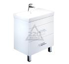 Тумба для ванной комнаты с раковиной IDDIS CUS70W0i95+0047000i28