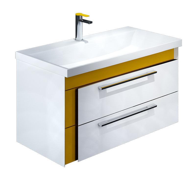 Тумба для ванной комнаты с раковиной Iddis Col90y0i95+0069000i28