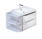 Тумба для ванной комнаты с раковиной IDDIS CAL80W0i95+0066000i28