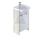 Тумба для ванной комнаты с раковиной MILARDO VOL60W2M95+0016000M28