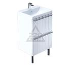 Тумба для ванной комнаты с раковиной MILARDO MAG50W0M95+0015000U28