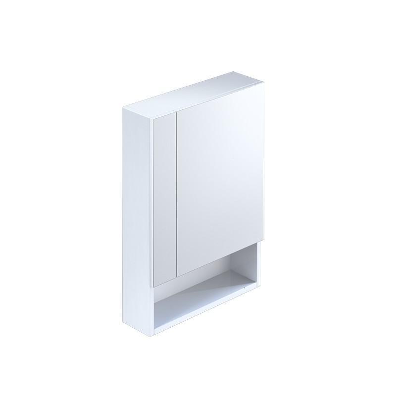 Зеркало-шкаф Milardo Vol5000m99 шкаф для ванной the united states housing