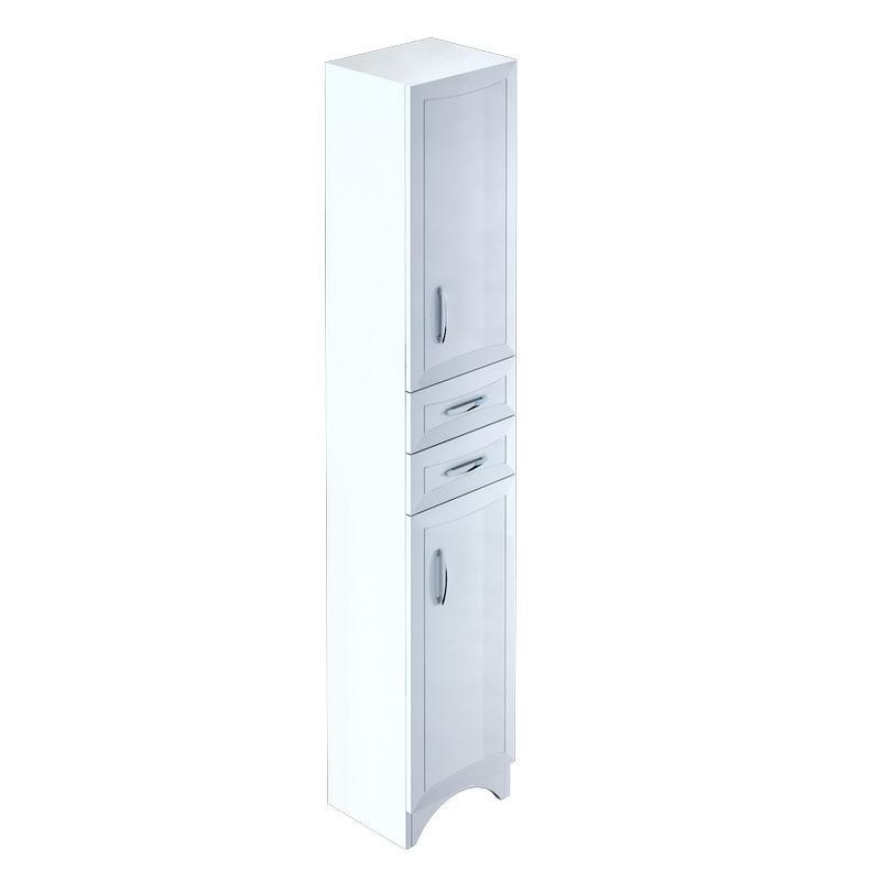 Пенал Milardo Vic3600m97 пенал для ванной альтерна тура 4501 белый
