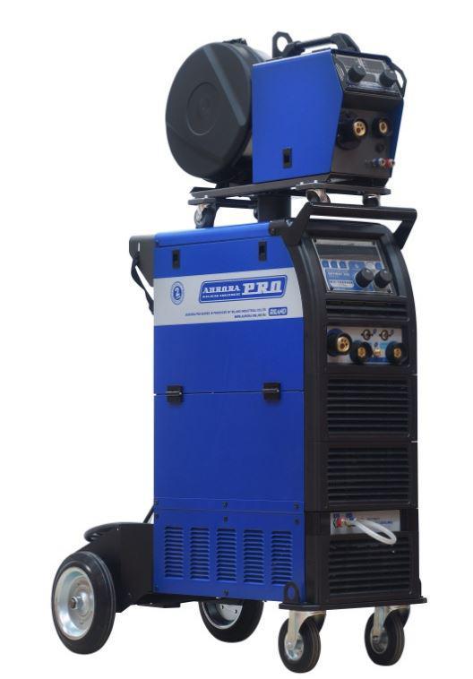 Сварочный полуавтомат Aurora pro Skyway 350 dual pulse сварочный аппарат aurora ultimate 300