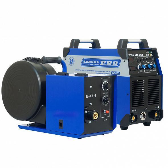 Сварочный полуавтомат Aurora pro Ultimate 450 igbt инверторный сварочный полуавтомат aurora pro overman 200 mosfet 13709