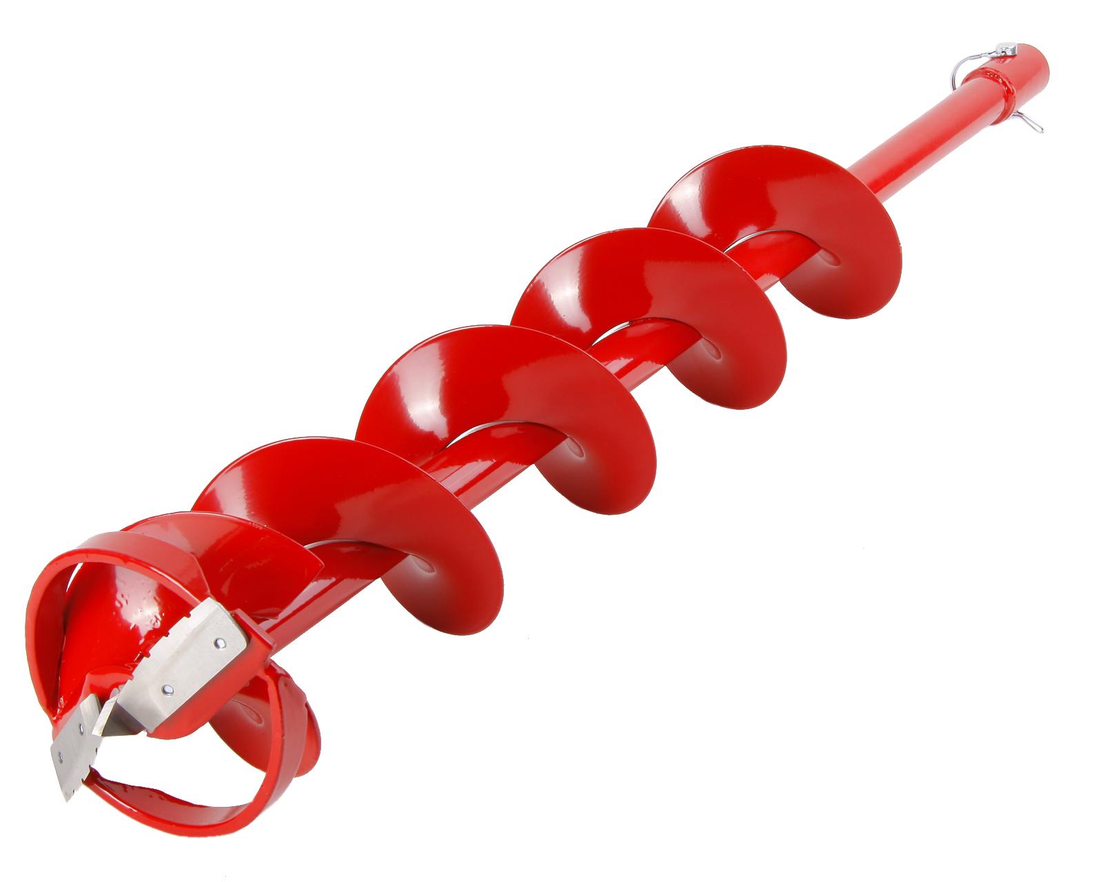 Шнек Hammer 210-900 для льда, 6'' (150мм) шнек hammer для грунта 6 150мм