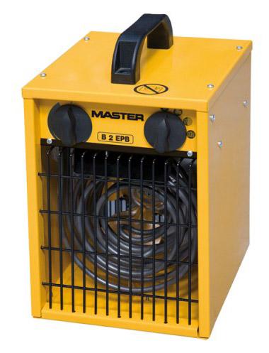 Тепловентилятор Master B2epb электрический нагреватель воздуха master b 9 eca