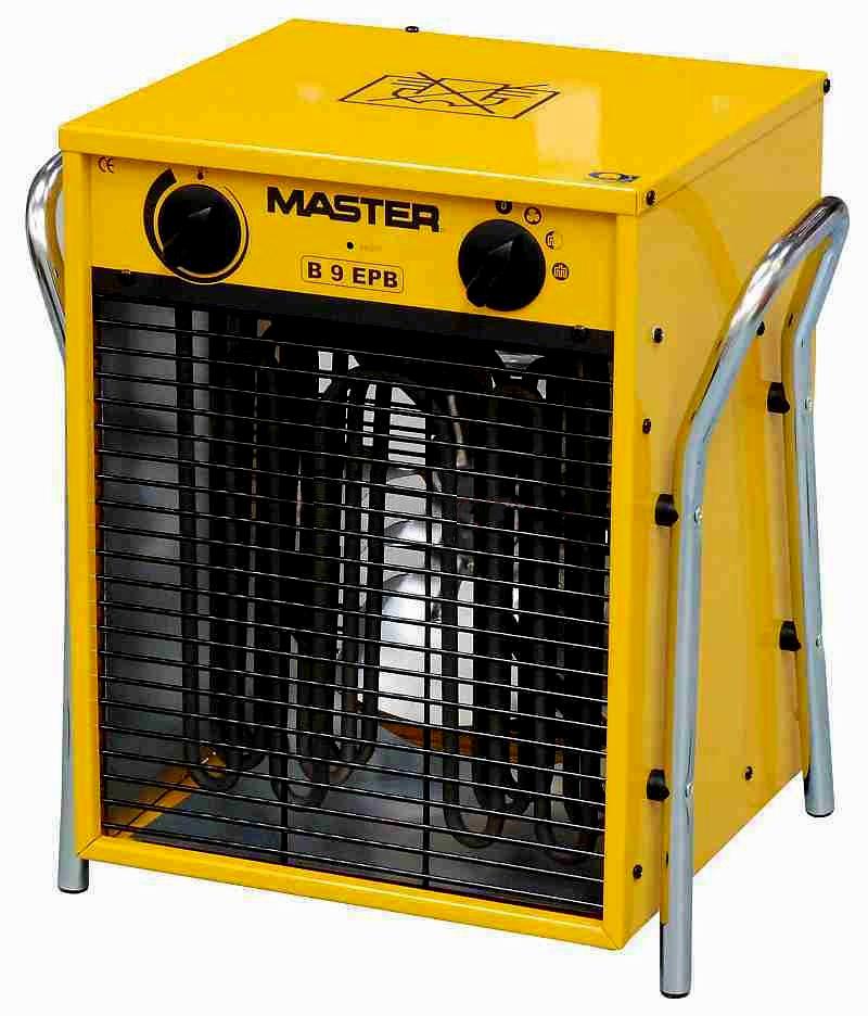 Электрический нагреватель воздуха Master B 9EPB.