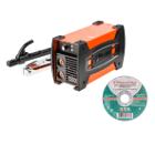 Набор WESTER инвертор сварочный Compact 120 + Круг шлифовальный Hammer 115x6x22.23мм 10шт