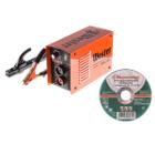 Набор WESTER инвертор сварочный MINI180 + Круг шлифовальный Hammer Flex 125x6x22.23 10шт
