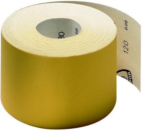 Купить Шкурка шлифовальная в рулоне Klingspor Ps 30 d 115 x 4500 p100, Германия