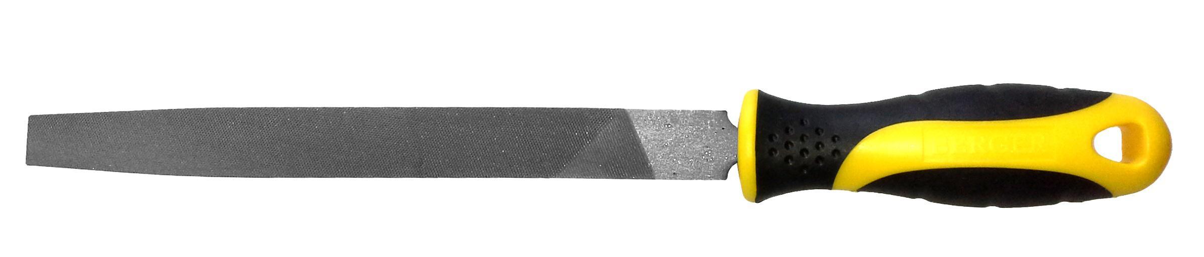 Напильник Berger Bg1150 напильник berger плоский с рукояткой 200 мм bg1150