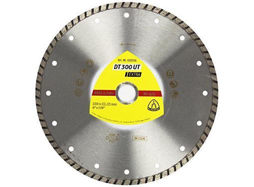 Круг алмазный KLINGSPOR DT 300 UT EXTRA (325356) Ф230х22мм по бетону
