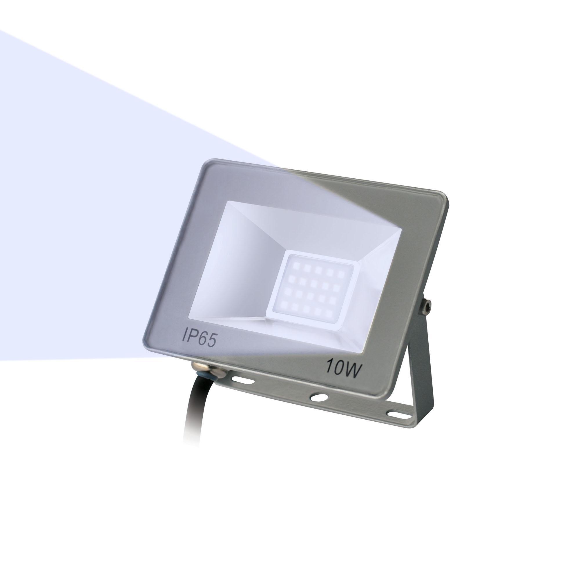 Прожектор светодиодный Uniel Ulf-f15-10w/dw