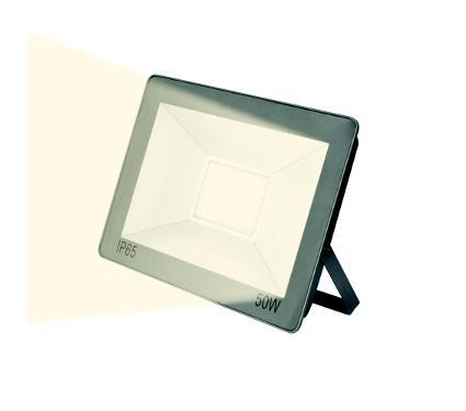 Прожектор светодиодный UNIEL ULF-F15-50W/WW