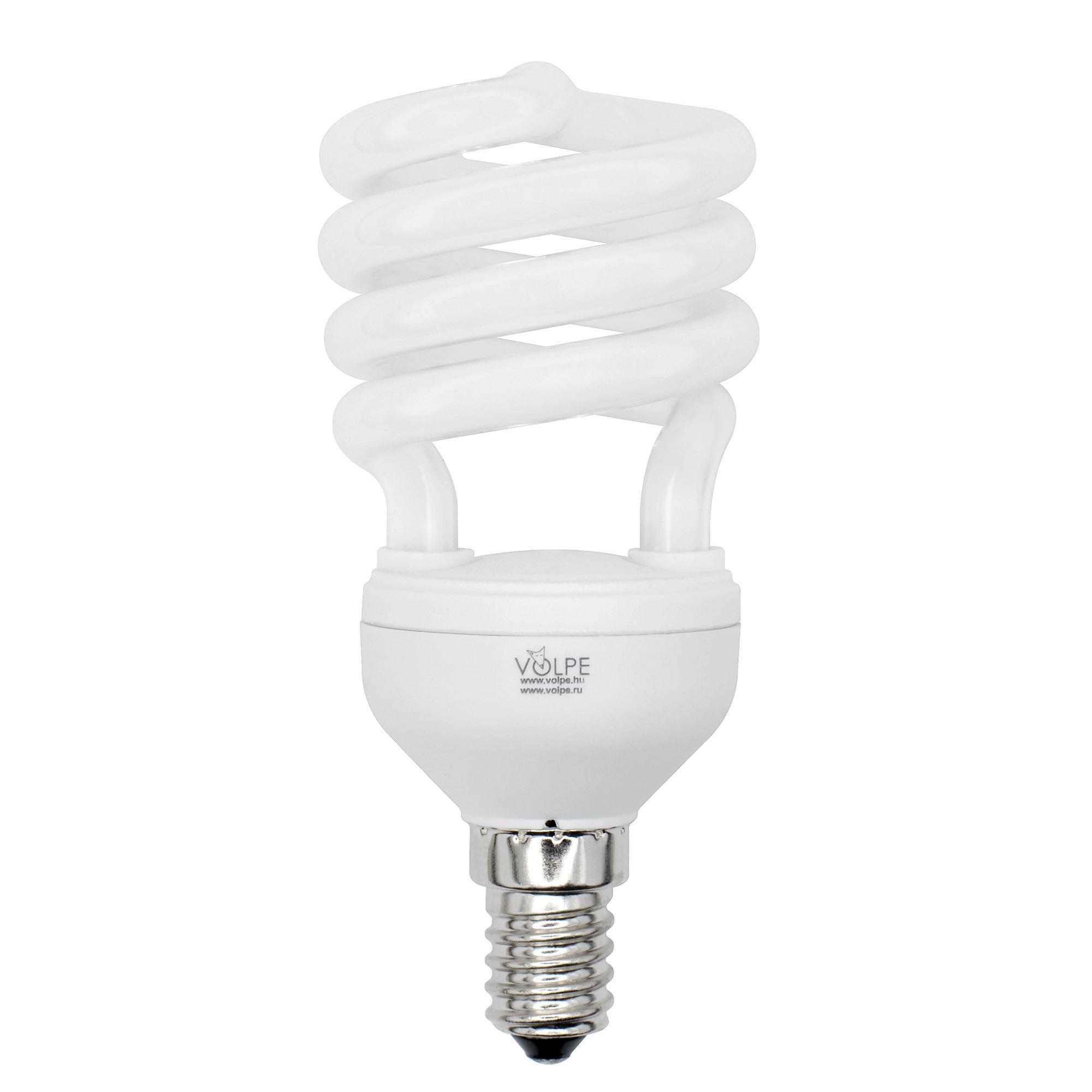 Лампа энергосберегающая Volpe Cfl-h