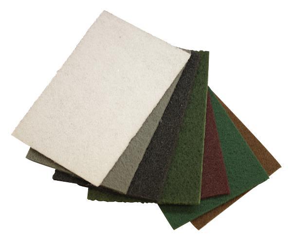Лист шлифовальный Klingspor Npa 400 152 x 229 набор 7шт. нетканые