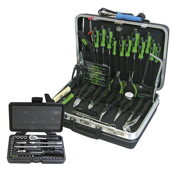 Набор инструментов Haupa 220177