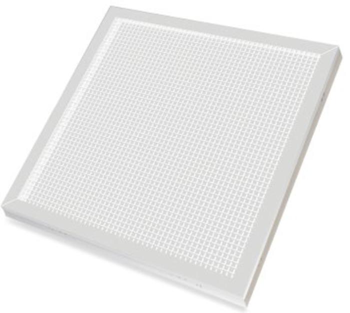 Панель светодиодная Llt Lpu-ПРИЗМА-pro 4690612008813 панель светодиодная круглая llt rlp 8вт 160 260в 4000к 640лм 120 105 мм алюминий