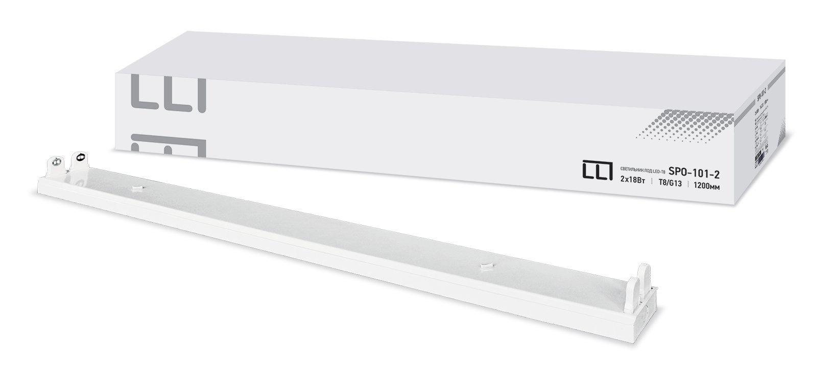 Светильник Llt Spo-101-2 4690612005423