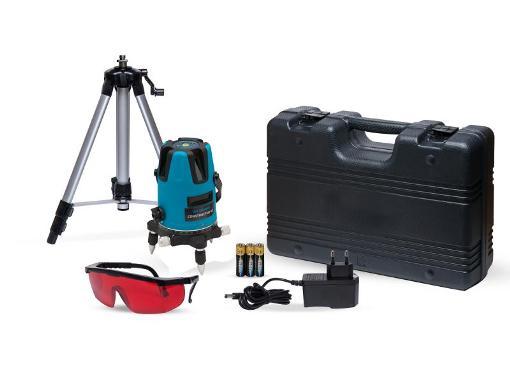 Уровень лазерный INSTRUMAX Constructor 4D Set