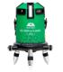 Лазерный уровень ADA 6D Servoliner GREEN
