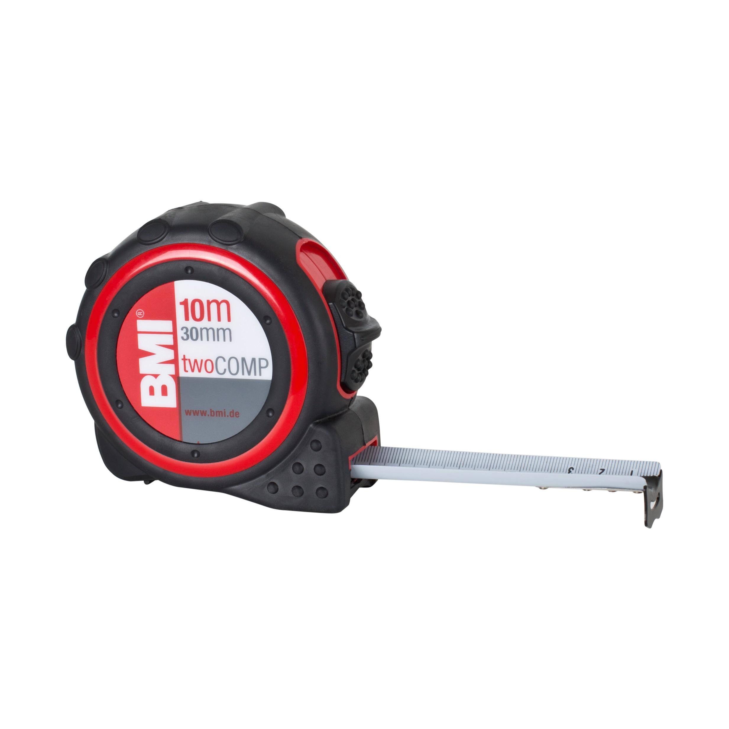 Рулетка Bmi Twocomp 10 m цены онлайн