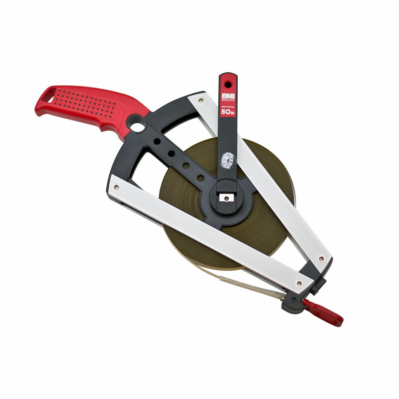 Рулетка Bmi Ergoline 50 m  - Купить