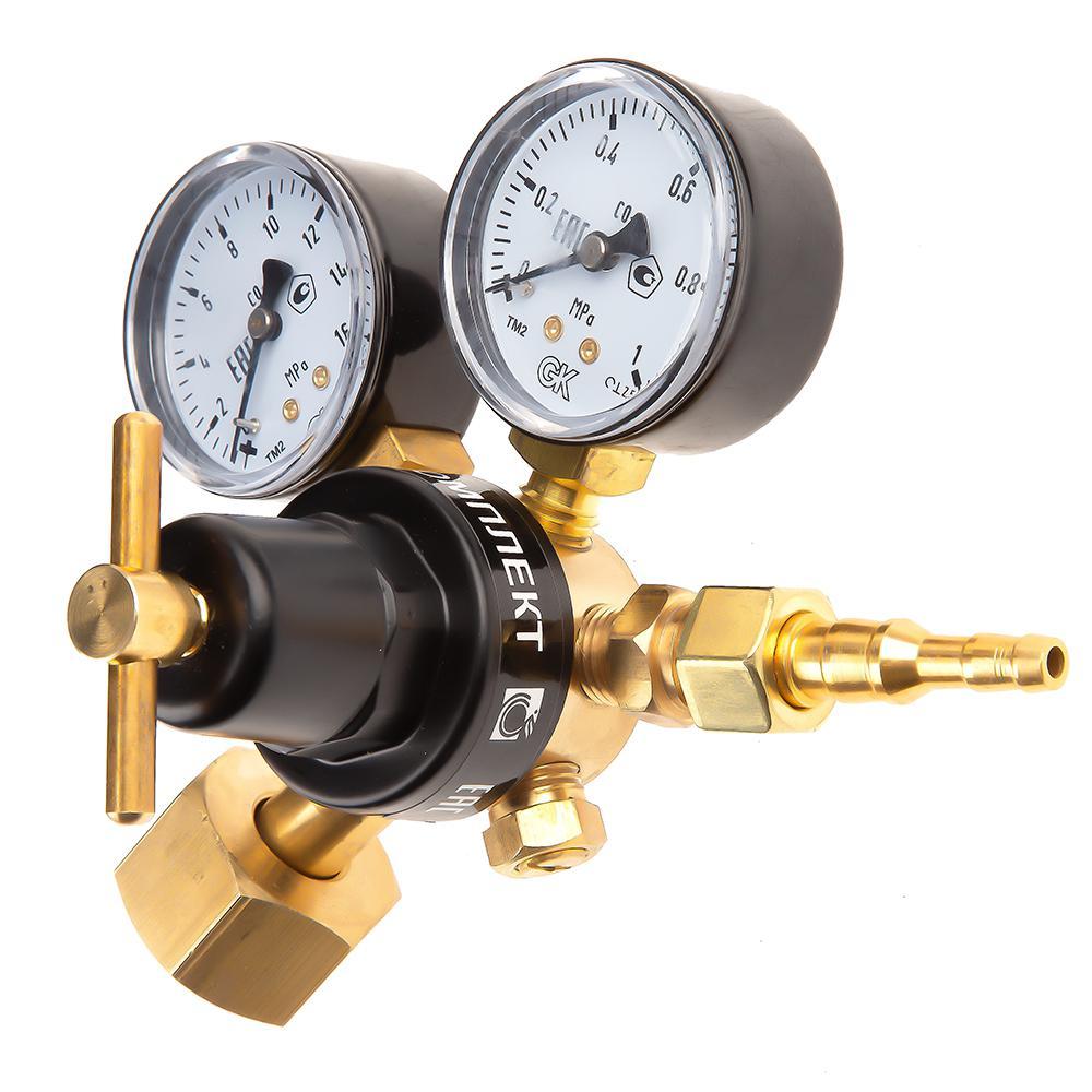 Редуктор углекислотный ПРОМТЕХКОМПЛЕКТ УР-6-2 регулятор давления топлива спорт ауди 100 2 3 е