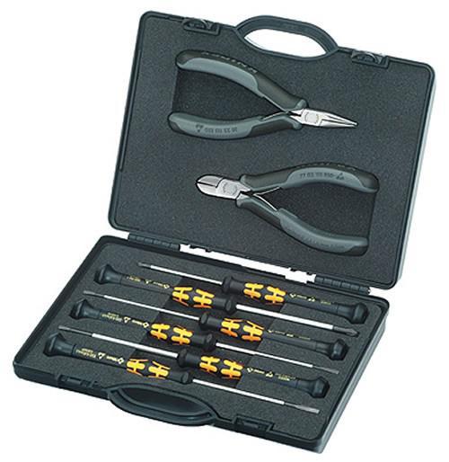 Набор инструментов Knipex Kn-002018esd пассатижи knipex kn 0302160