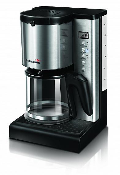 Кофеварка Redmond Rcm-m1509s кофеварка redmond rcm m1509s