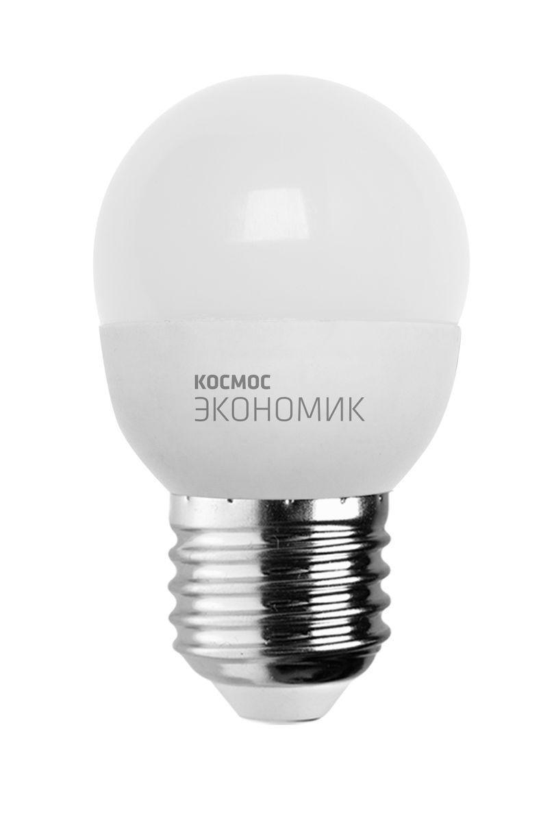 Лампа светодиодная КОСМОС Lkecled6.5wgl45e2745