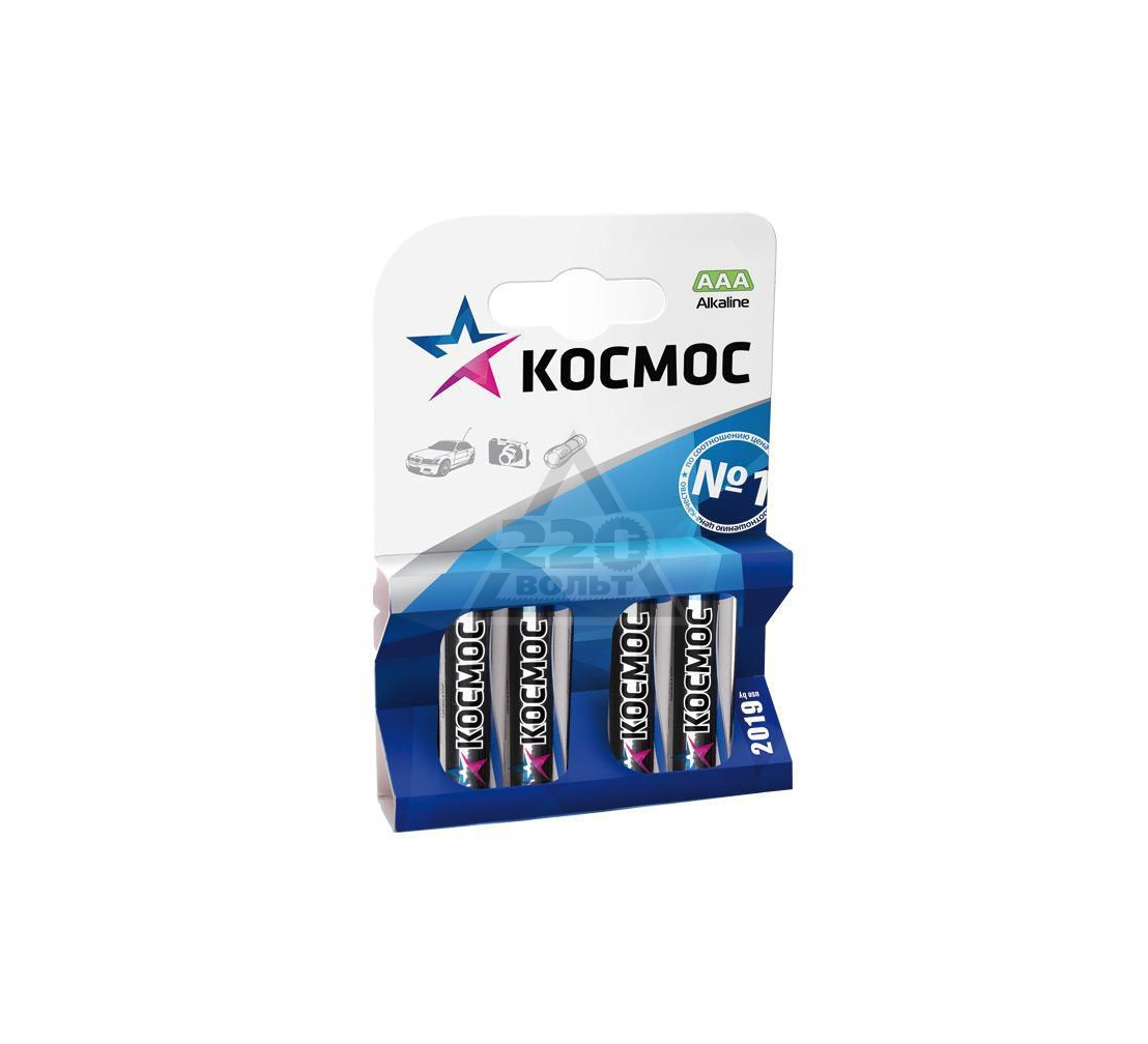 Батарейка КОСМОС KOCLR64BL_classic