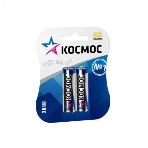 Батарейка КОСМОС Kocr62bl