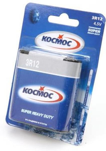 Батарейка КОСМОС Koc3r12 батарейка космос kocr20