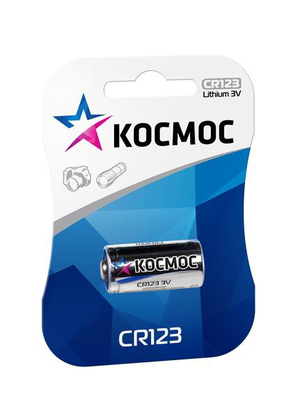 Батарейка КОСМОС Koccr1231bl
