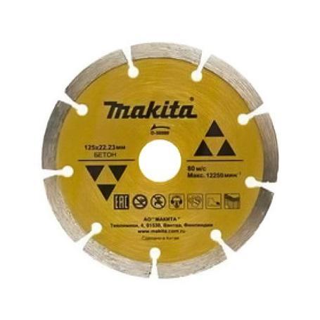 Круг алмазный Makita D-41676