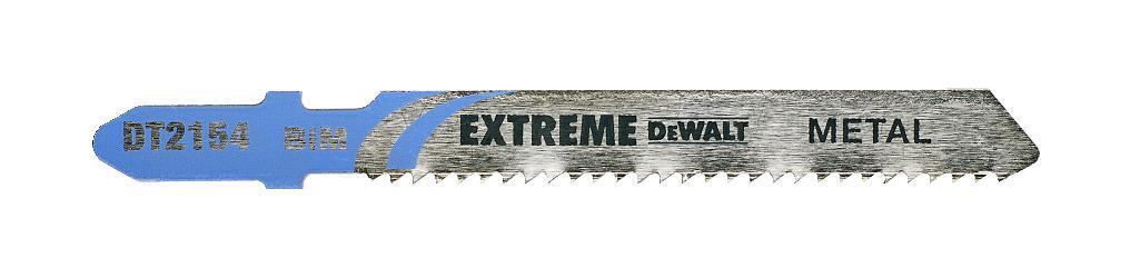 Пилки для лобзика Dewalt Dt2154-qz пилки для лобзика по металлу для прямых пропилов практика t118a 1 30 мм 2 шт